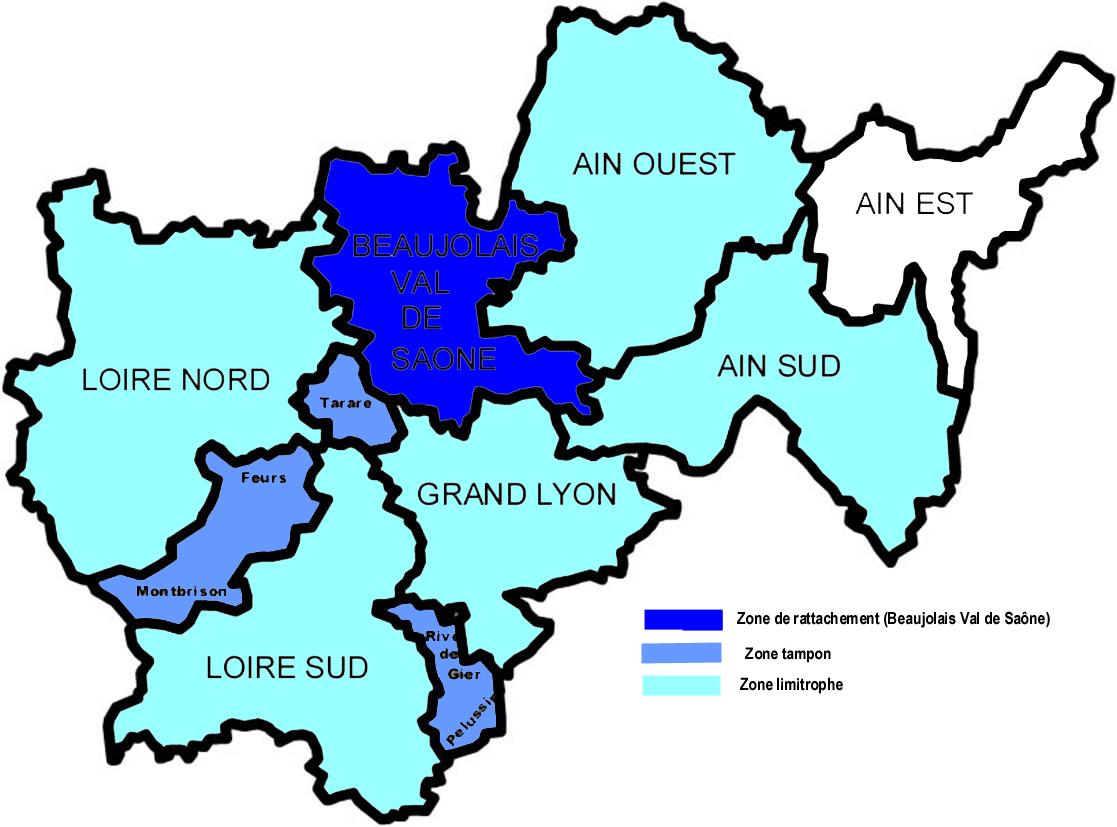 Les conditions géographiques actuelles du remplacement   SNES LYON